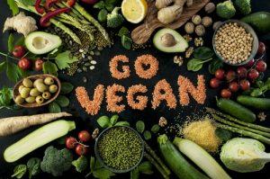 vegansk matkasse