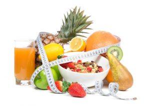 viktminskning med mat